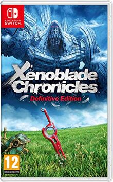 Xenoblade Chronicles - Définitive Edition