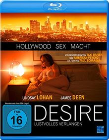 Desire - Lustvolles Verlangen [Blu-ray]