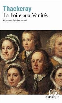La foire aux vanités (Folio (Domaine Public))