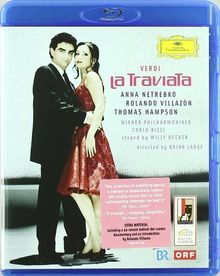 Verdi - La Traviata [Blu-ray]