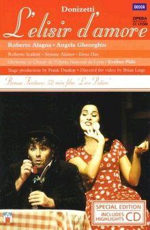 Donizetti, Gaetano - L'elisir d'amore (+ Audio-CD) [Special Edition]