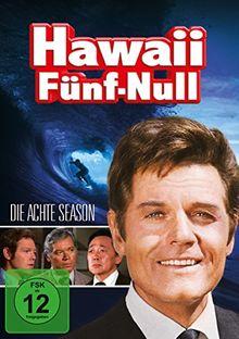 Hawaii Fünf-Null - Season 8 [6 DVDs]