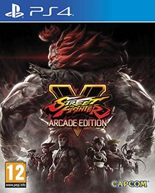 Street Fighter 5 PS-4 Arcade Ed. UK multi