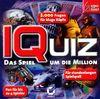 IQuiz, Das Spiel um die Million, 1 CD-ROM in Jewelcase 3.000 Fragen für kluge Köpfe. Für Windows 95/98/2000/Me. Für bis zu 4 Spieler