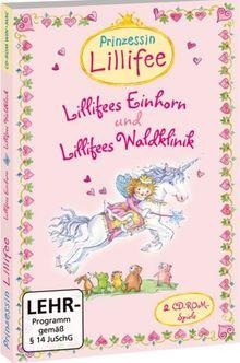 Prinzessin Lillifees Einhorn + Waldklinik