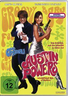Austin Powers (in neuer, verbesserter Bildqualität)