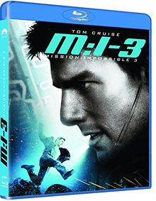 Mission impossible 3 [Blu-ray] [FR Import]