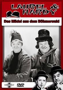 Laurel & Hardy - Das Mädel aus dem Böhmerwald
