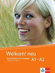 Welkom! Neu A1-A2: Kursbuch + Audio-CD