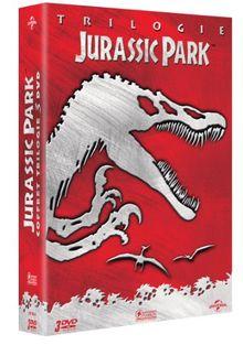 Coffret intégrale jurassic park