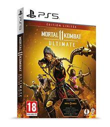 Mortal Kombat 11 Ultimate Day 1 Steelcase Edition (100% uncut) (Deutsche Verpackung)
