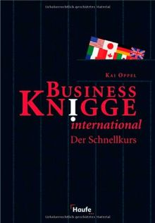 Business Knigge international. Der Schnellkurs