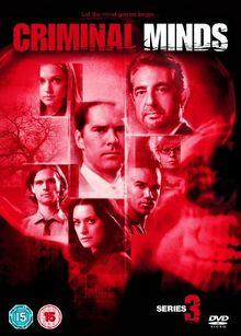 Criminal Minds - Season 3 [UK Import]