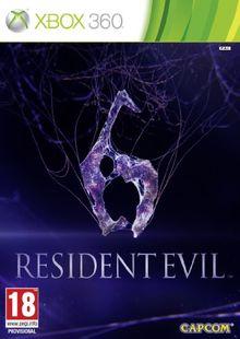 Resident Evil 6 FR XBOX360
