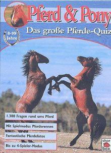 Pferd & Pony - Das große Pferde-Quiz