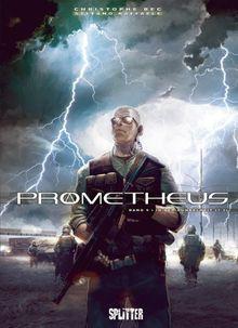 Prometheus: Band 9. In der Dunkelheit