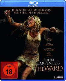 John Carpenter's The Ward (im Spezialschuber mit Kunstblut) [Blu-ray]