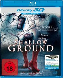 Shallow Ground (inkl. 2D-Version) [Blu-ray 3D] [Special Edition]