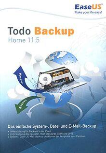 EaseUS ToDo Backup Home 11.5