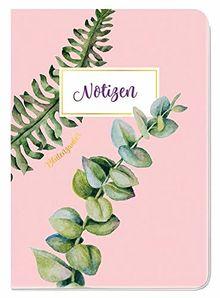 Notizheft Blütenzauber Eukalyptus