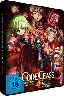 Code Geass: Lelouch of the Rebellion - Initiation - Movie 1 - [Blu-ray]
