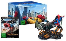 Spider-Man Homecoming (Figurine Spiderman vs. Vulture) [4K Ultra HD] [Blu-ray] [Limited Edition]