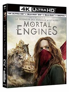Mortal engines 4k ultra hd [Blu-ray]