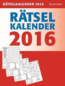 Rätselkalender 2016