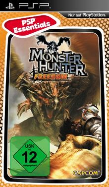 Monster Hunter: Freedom [Essentials]