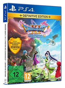 Dragon Quest XI S: Streiter des Schicksals - Definitive Edition (PS4)