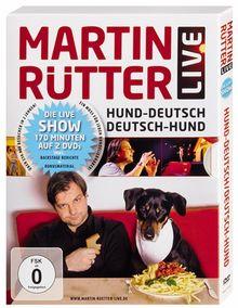 Martin Rütter - Live [2 DVDs]