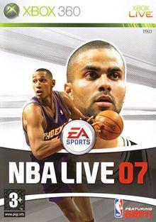 NBA Live 2007 [FR Import]