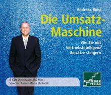 Die Umsatzmaschine, 6 Audio-CDs