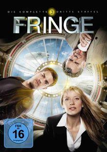 Fringe - Die komplette dritte Staffel [6 DVDs]
