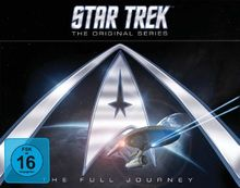 Star Trek: The Original Series - The Full Journey [23 DVDs]