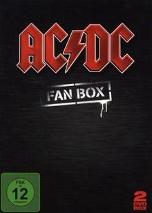 AC/DC Fan Box [2 DVDs]
