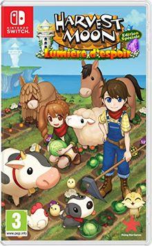 Harvest Moon - Lumiere d'espoir: Edition Spéciale Jeu Switch