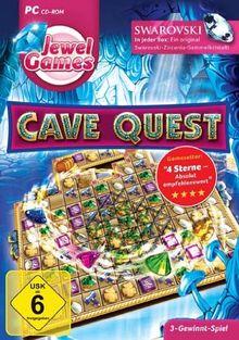 Jewel Games - Cave Quest