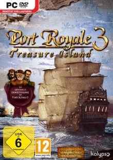 Port Royale 3: Treasure Island Add-On