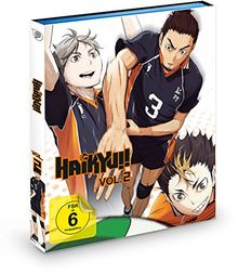 Haikyu!! Vol.2/Episode 07-12 [Blu-ray]