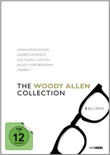 The Woody Allen Collection [Blu-ray]