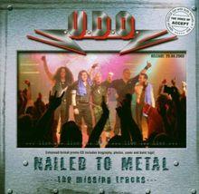 Nailed to Metal,CD