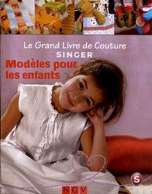 Couture : Modèles pour enfants