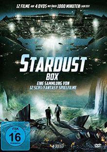 Stardust Box [4 DVDs]