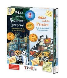 Max-Doppelpack - Schlossgespenst + Piraten