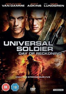 Universal Soldier: Day of Reckoning [DVD] (IMPORT) (Keine deutsche Version)