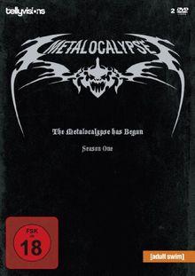 Metalocalypse - Season One (deutsche & englische Sprachfassung) [2 DVDs]