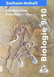 Duden Biologie - Sekundarstufe I - Sachsen-Anhalt: Biologie, Ausgabe Sachsen-Anhalt, Lehrbuch für die Klasse 9/10, Sekundarschule