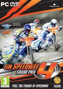 [UK-Import]FIM Speedway Grand Prix 4 Game PC