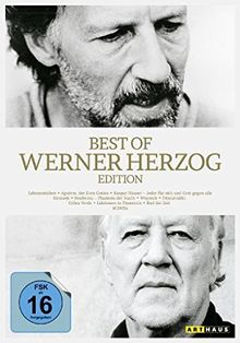 Werner Herzog - Best of Werner Herzog Edition [10 DVDs]